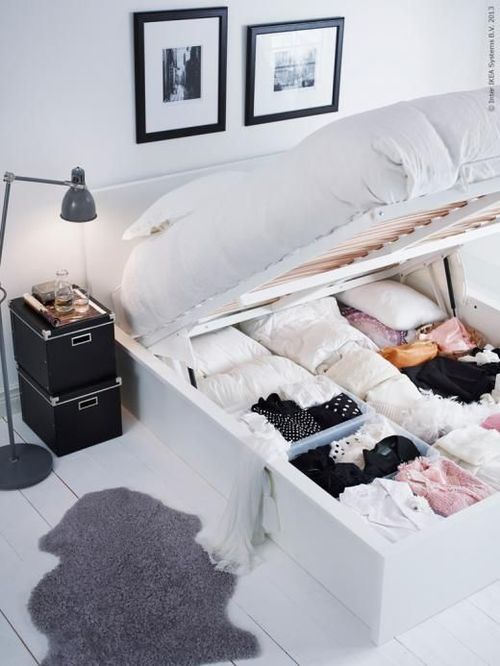 no-closet-organizing-ideas-underbed