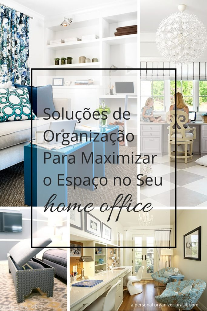 como organizar home office
